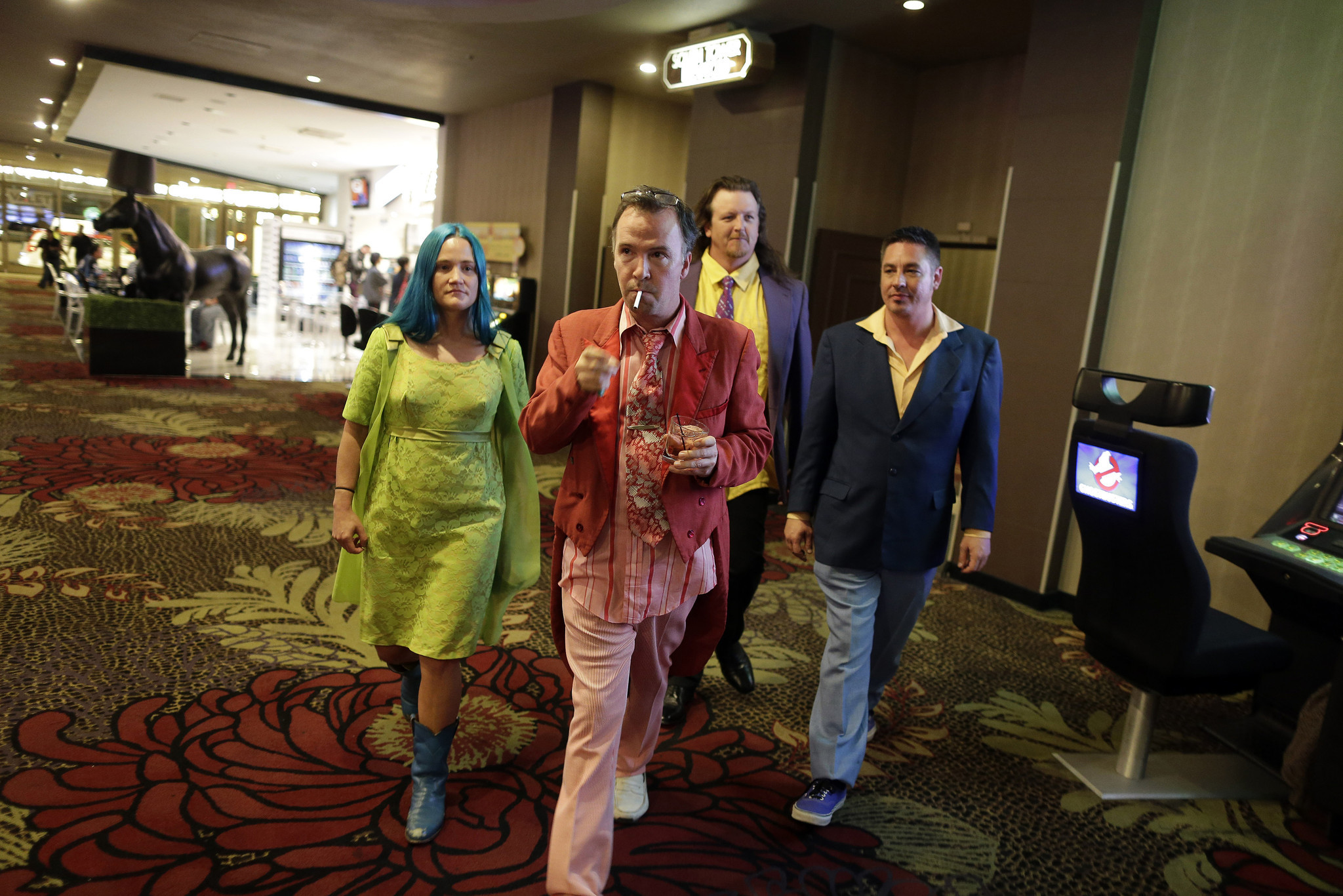 standup comedian doug stanhope laughs in the face of self