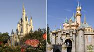 Pictures: Disney World vs. Disneyland
