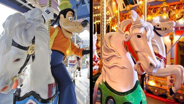 disney world vs disneyland a comparison of walt disney world and disneyland resort orlando sentinel