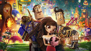 Review: 'The Book of Life' ★★★ 1/2