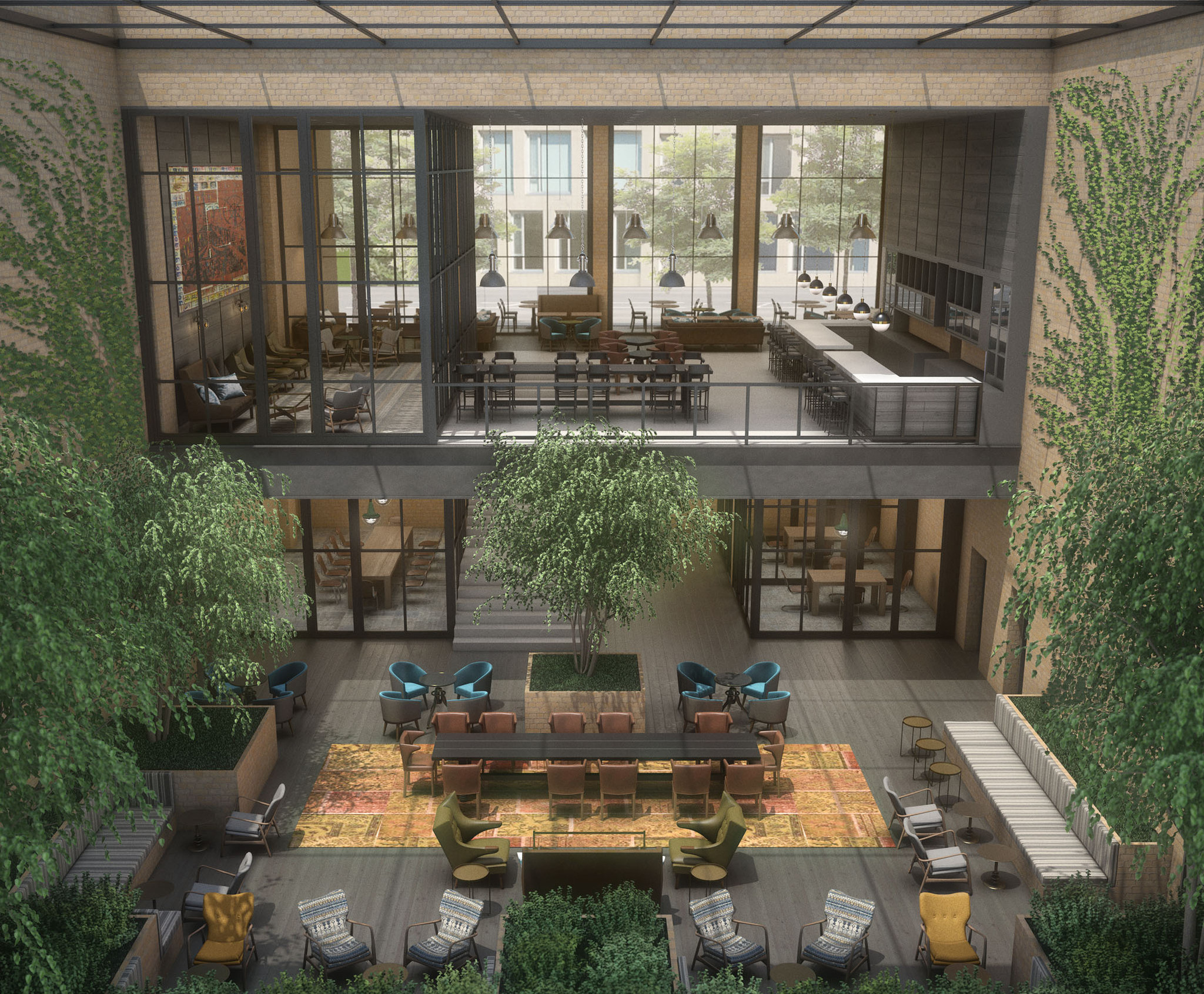 Hilton introduces new boutique brand canopy plans 11 for Design boutique hotel zagreb
