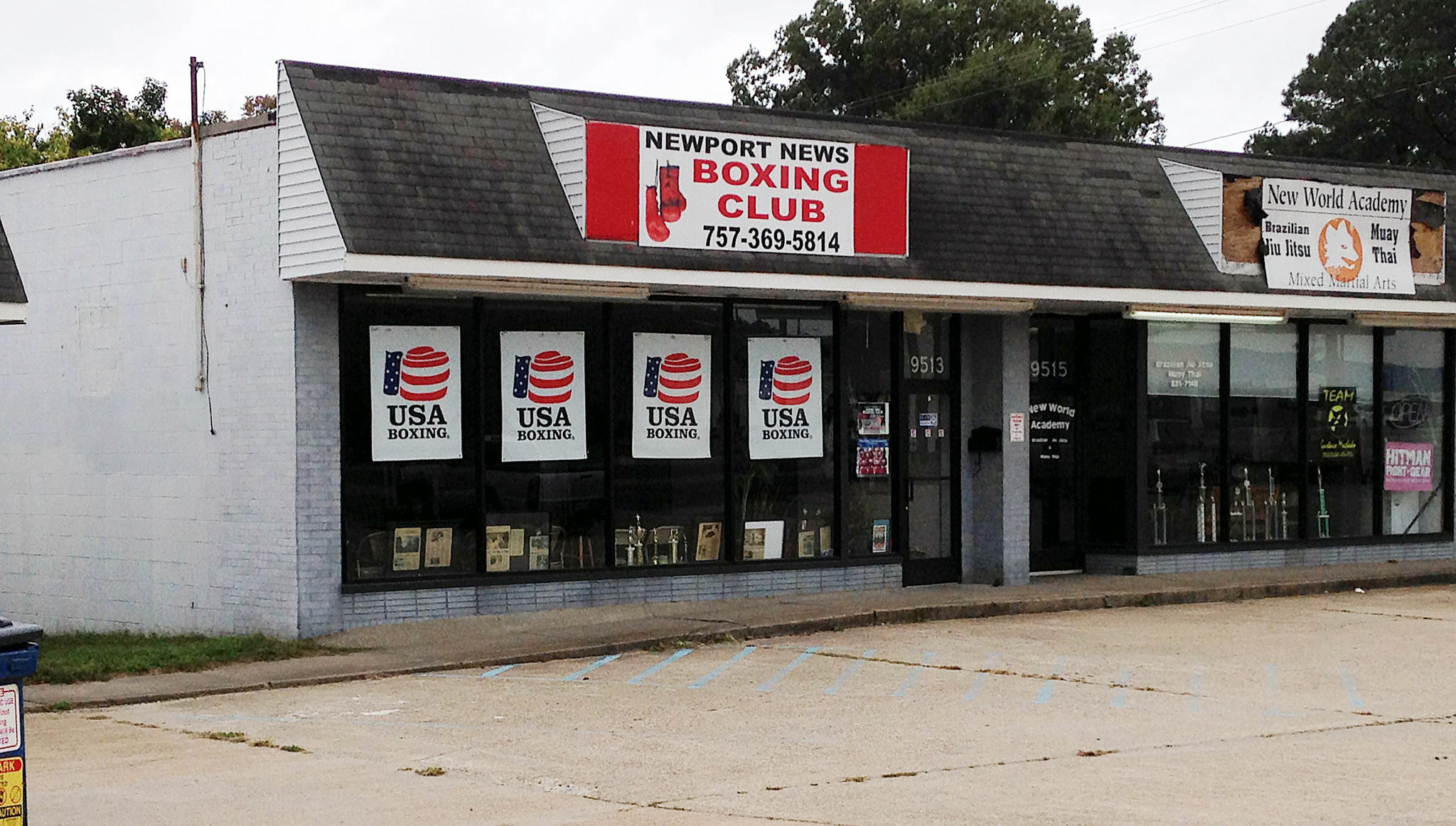 Newport News Boxing Club has reopened at its former location at 9513 Warwick Boulevard after a stint at a facility in York County. Coach and owner Lloyd Jones has trained boxers locally since 1990, and also works with at-risk youth and those looking to get fit.