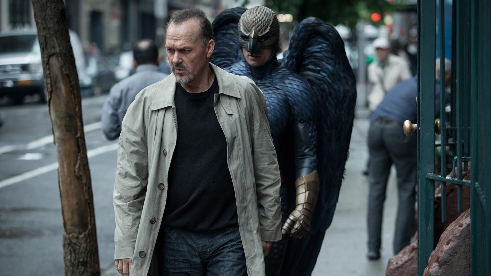 Scene from 'Birdman.'