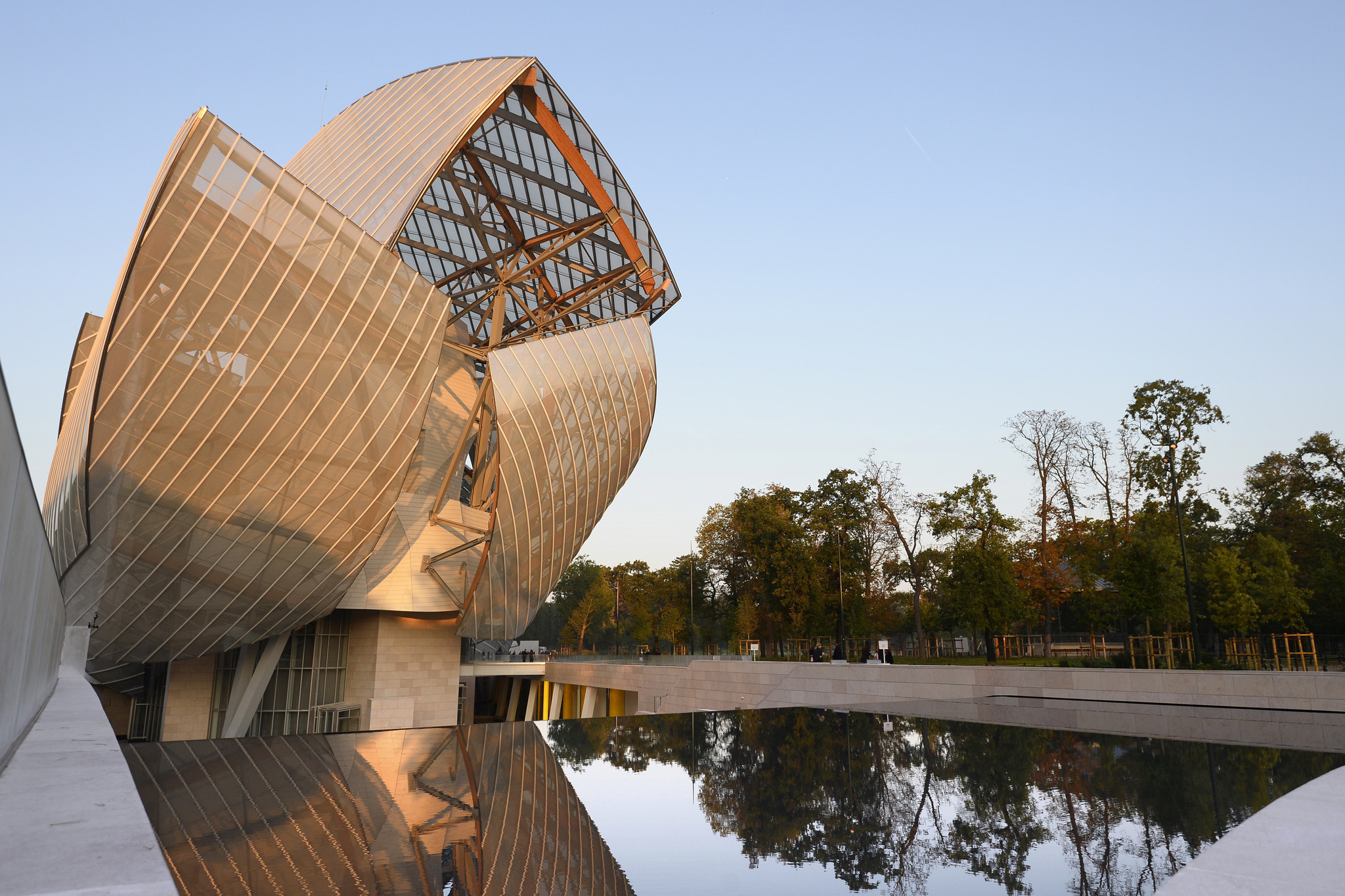 Louis Vuitton Paris Gehry