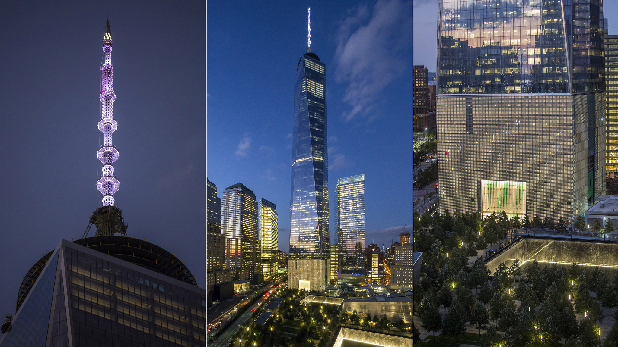 Architectural Photography At One World Trade Center