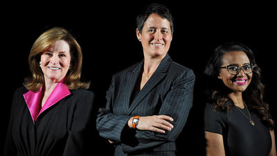 50 Women to Watch 2014