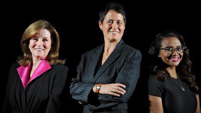 50 Women to Watch 2014