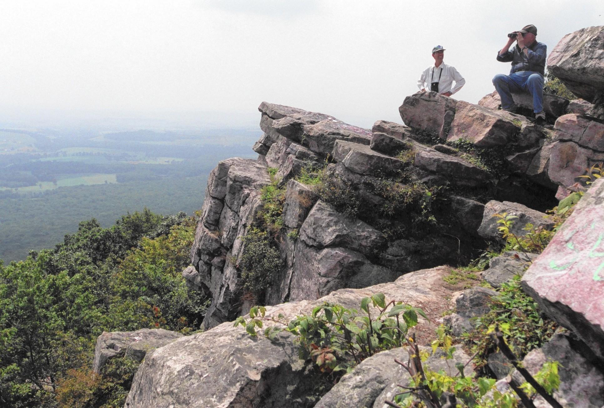 Hiking The Appalachian Trail Through Lehigh Valley Region