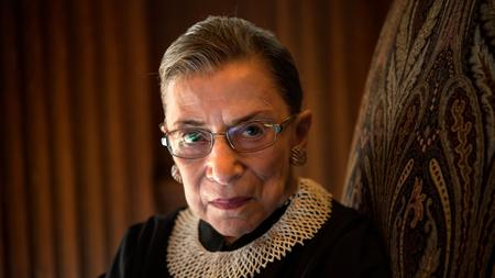 Justice Ginsburg sees what motivates Texas' voter ID law: racism - LA Times