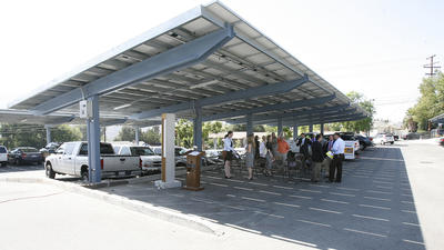 College View to go solar