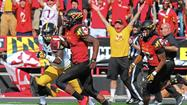 Terps hold off Hawkeyes