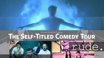 The Self-Titled (Quantum Leap?) Comedy Tour
