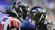 Ravens 29, Falcons 7