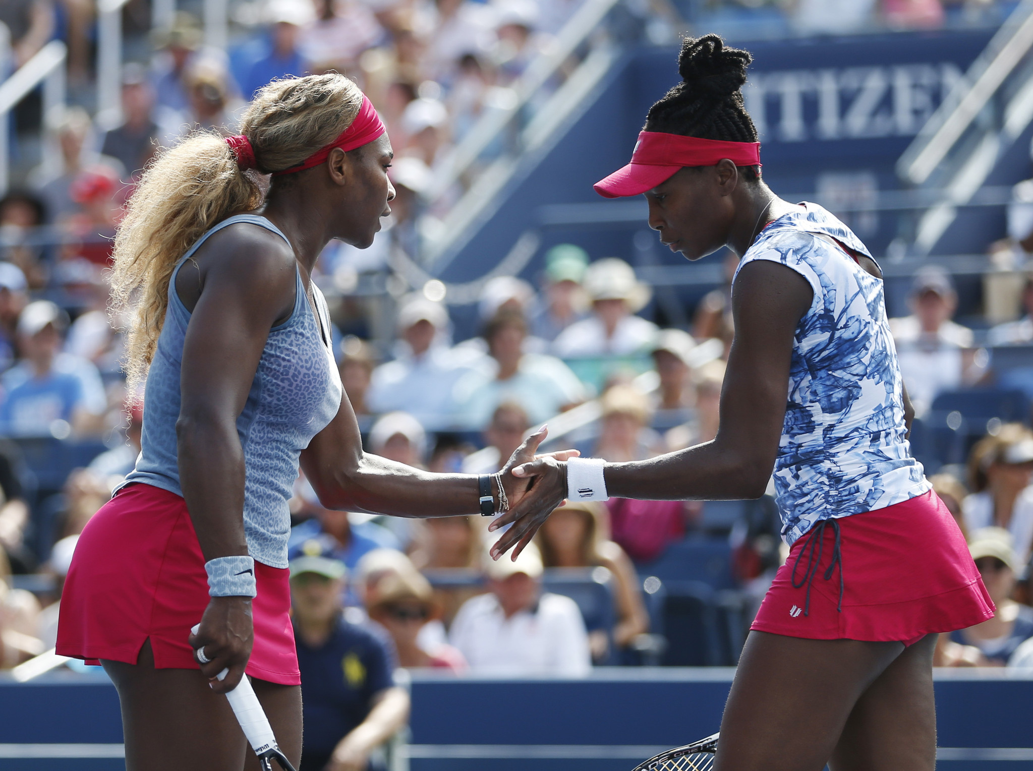 Russian tennis official takes more heat for 'Williams brothers' remark