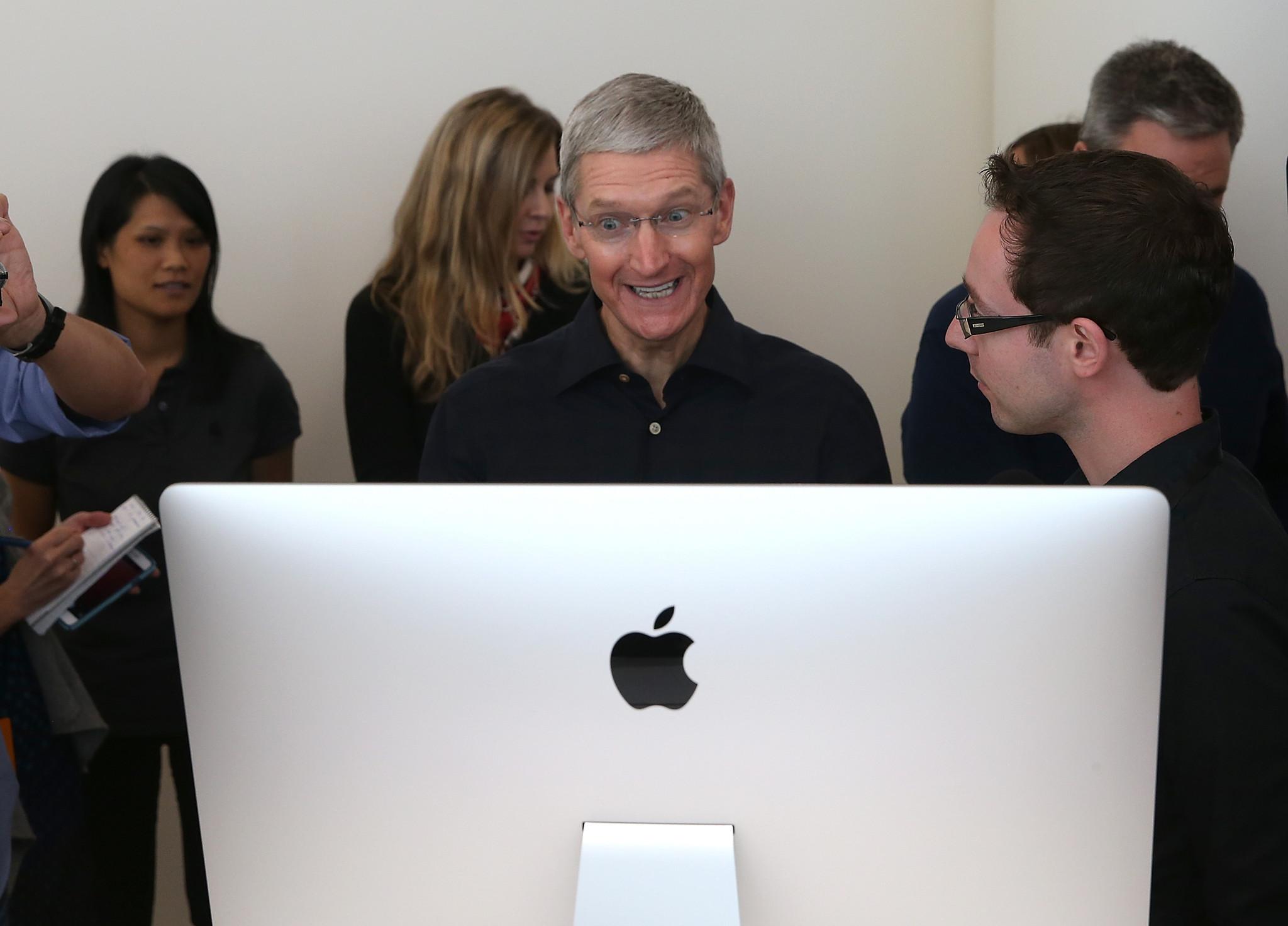 Apple has huge fourth quarter, reports profit up 13% to $8.5 billion