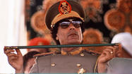 Unpredictable to the end, Moammar Kadafi ruled Libya for decades