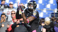 Ravens sticking with Jacoby Jones as primary returner