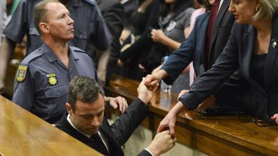Oscar Pistorius sentenced 5 years for Steenkamp killing