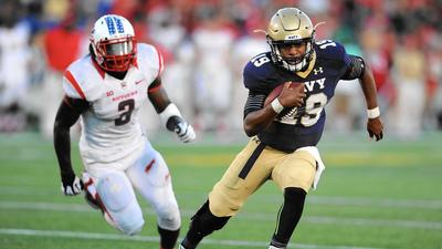 Two weeks off does trick for Navy quarterback Keenan Reynolds