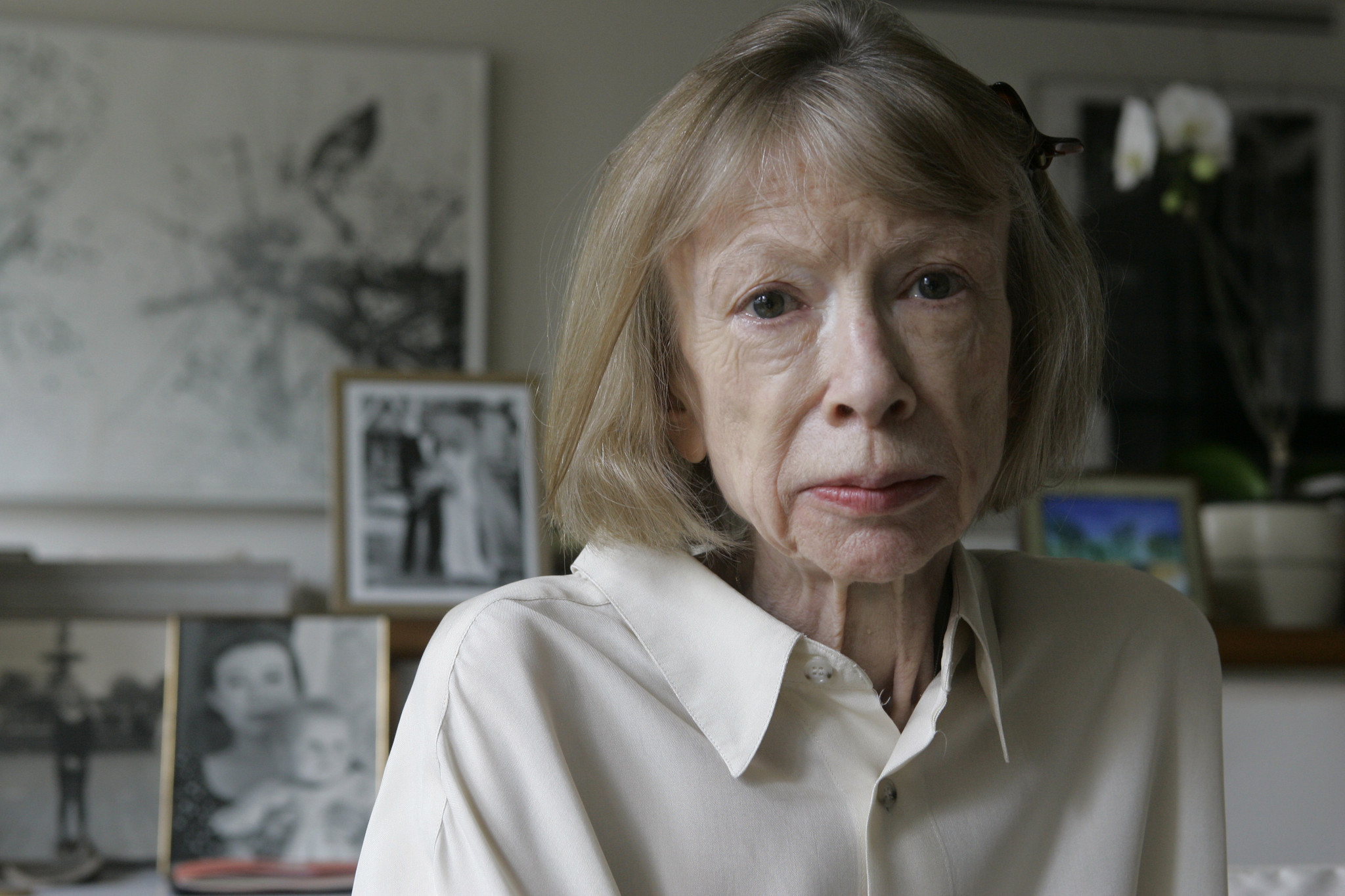 Joan Didion's 'Blue Nights' to be performed by Vanessa Redgrave