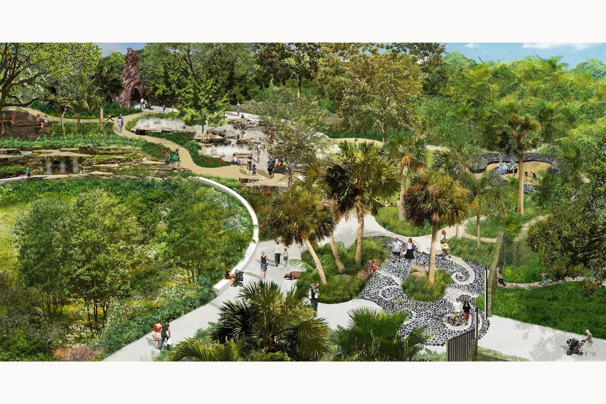 Bok Tower Gardens breaking ground on major expansion Orlando
