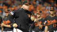 Orioles' Buck Showalter edged for Sporting News AL Manager of the Year by one vote