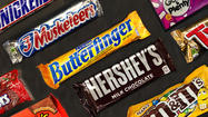 Pictures: Which Halloween candy has the most calories?