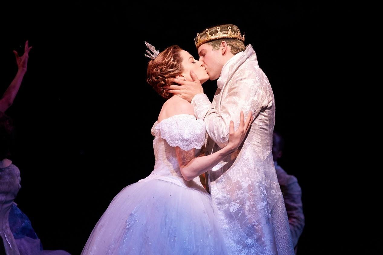 Cinderella Broadway Quotes Broadway Hit Cinderella