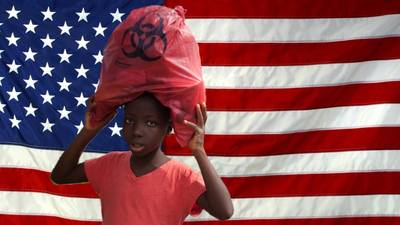 The long road back to Baltimore after living amid Liberia's Ebola ou