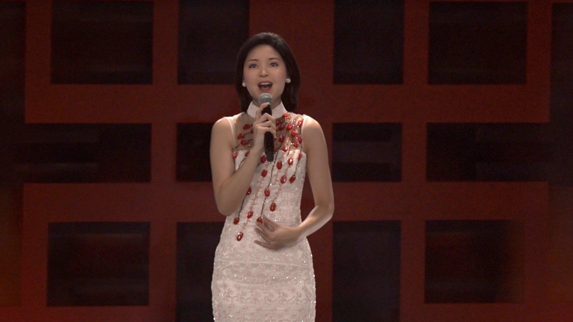 Digital Domain to create more holograms of Teresa Teng