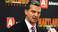 Picked near bottom of Big Ten, Terps men's basketball team 'a good mesh' of players