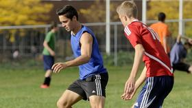 'Sky is the limit' for Carroll Christian's Vanegas