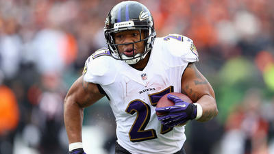 Ray Rice files formal grievance against Ravens for wrongful termination, sources say
