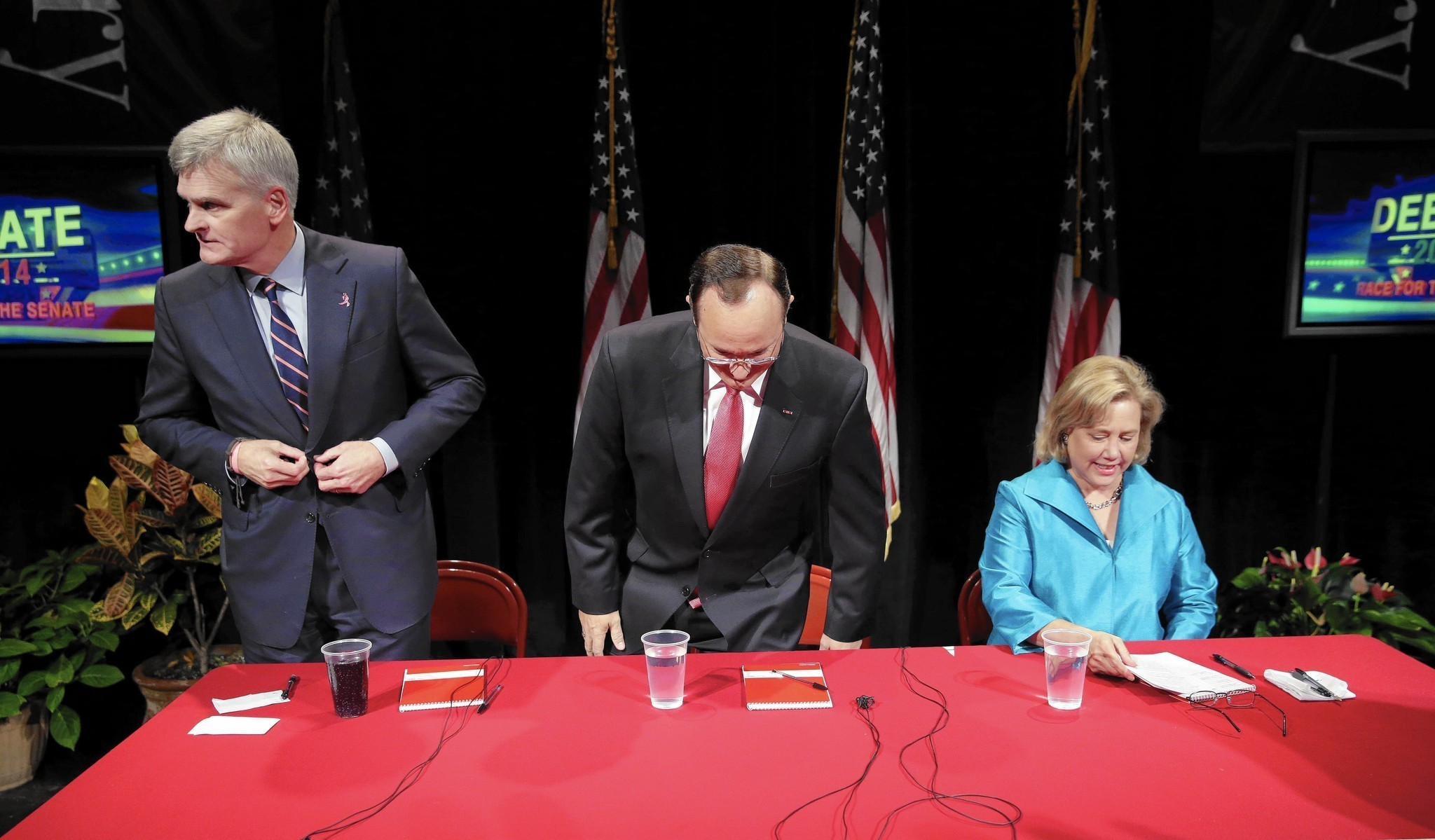 Mary Landrieu, Republicans gear up for two-part Louisiana Senate fight