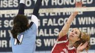 Burroughs High girls' volleyball loses opening game but rallies to defeat Crescenta Valley