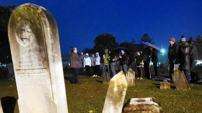 Ghost Walks tour Westminster's old haunts