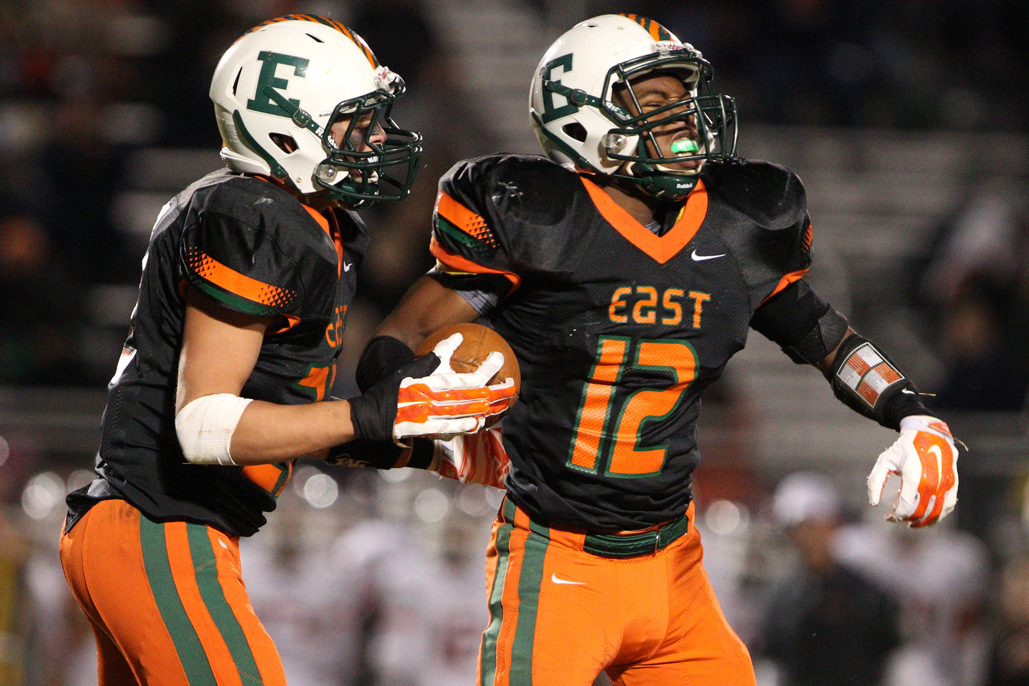 Football | Plainfield East readies for second playoff run