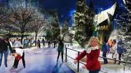 Maggie Daley Park ice skating ribbon set to open this winter