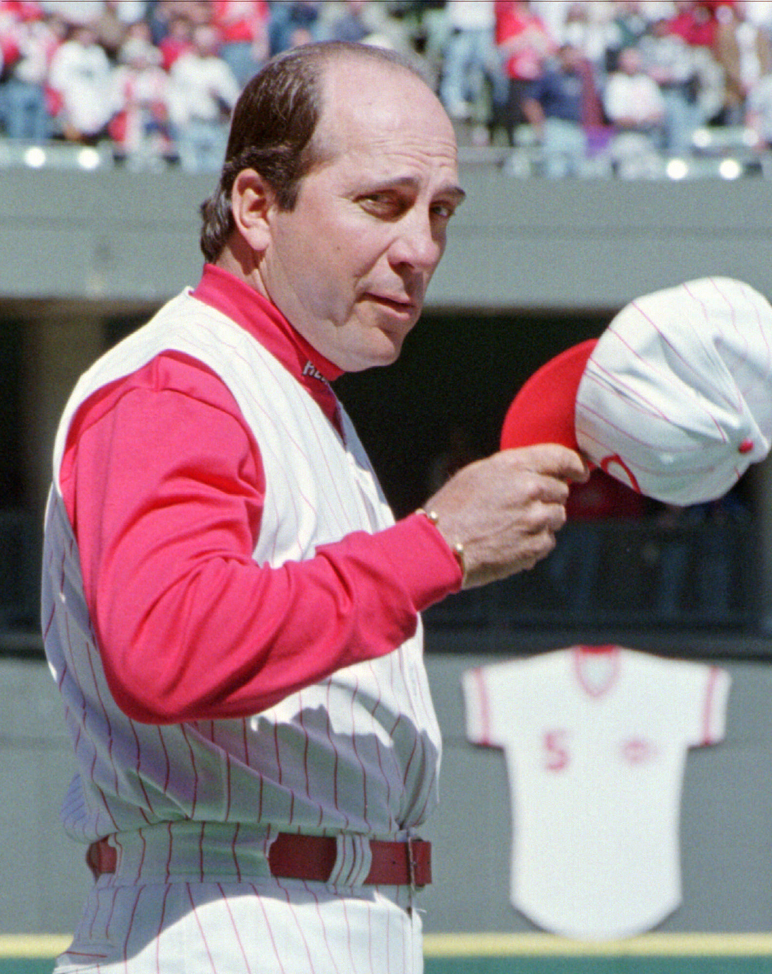 Wonderful Johnny Bench Photos Part - 13: Los Angeles Times