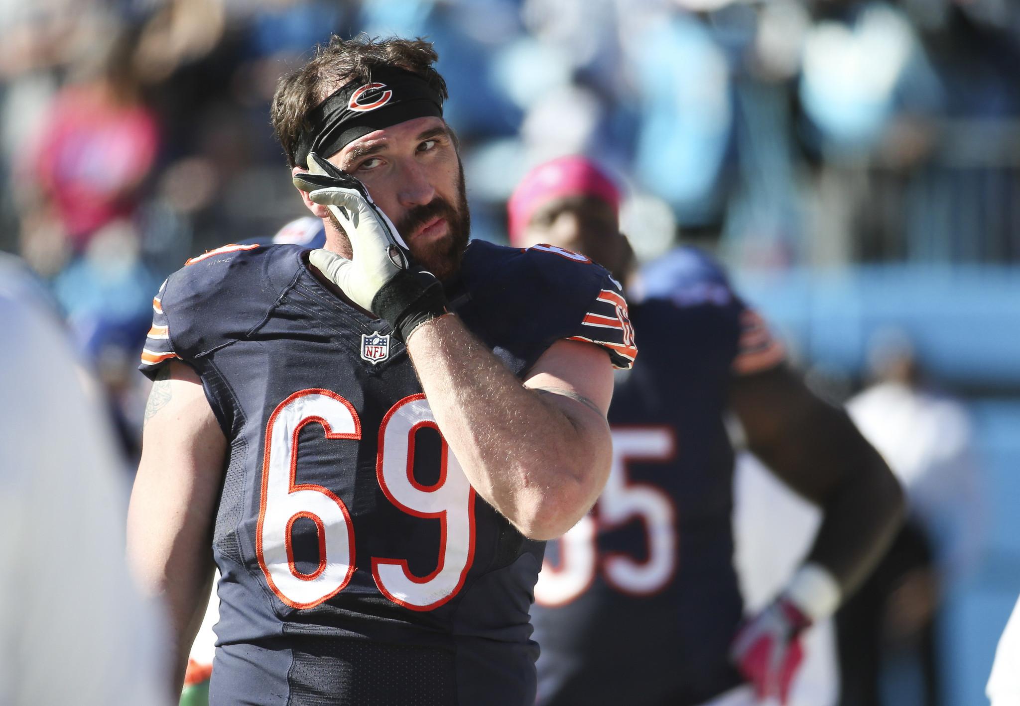 Bears' Jared Allen confident sacks will come