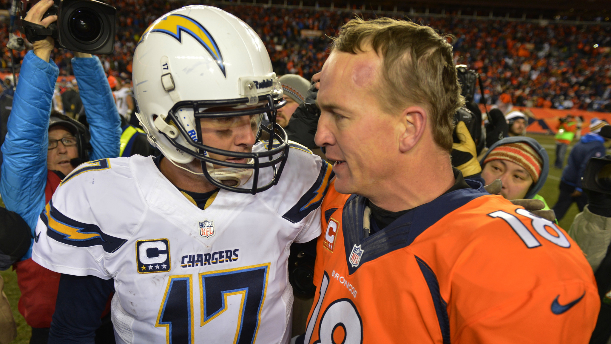 NFL tonight: San Diego at Denver