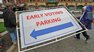 Campaigns urge turnout as early voting starts Thursday