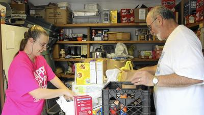 As holidays approach, food donations needed in Anne Arundel
