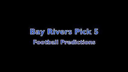 Video: Bay Rivers Pick 5 High School Football