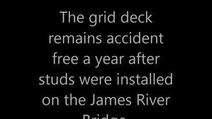 Video: No Accidents on Grid Deck