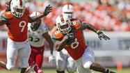 Lack of big plays alarming for Virginia Tech offense entering Miami game