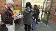 More than 1,100 votes cast on first day of early voting
