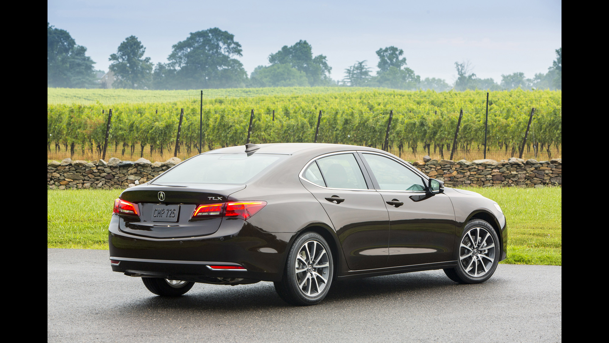 Acura combines two middling sedans into one competent model with the 2015 TLX