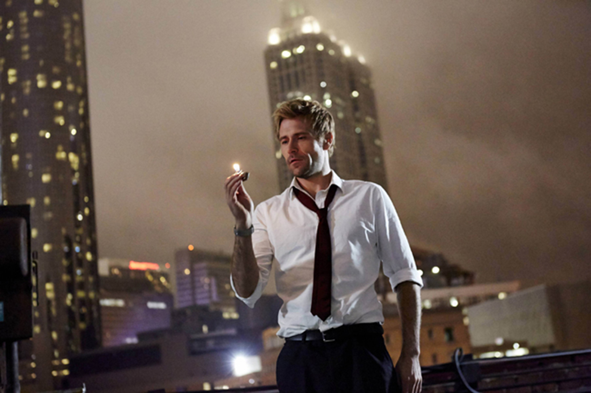 'Constantine' haunted by the ghost of a story