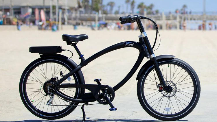 Pedego's Ford Super Cruiser